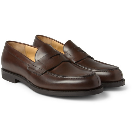 Church's Elveden Leather Penny Loafers