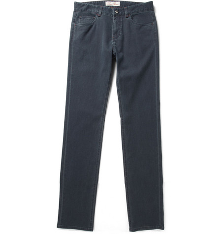 Loro Piana Straight-Fit Denim Jeans