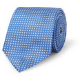 Turnbull & Asser - Patterned Woven-Silk Tie