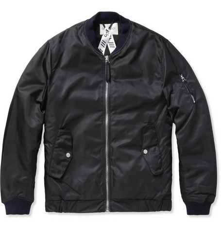 Our Legacy Padded Bomber Jacket