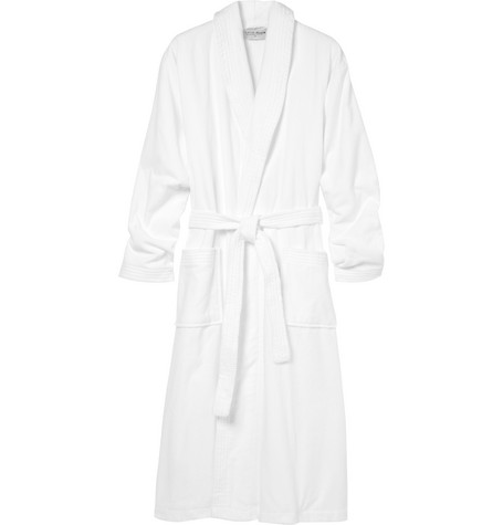 Derek Rose Cotton-Terry Bathrobe