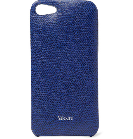 Valextra Full-Grain Leather iPhone 5 Cover
