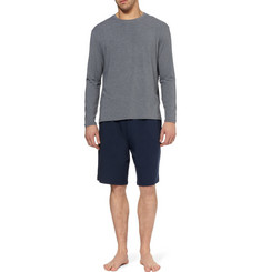 Derek Rose Long-Sleeved Stretch-Micromodal T-Shirt