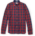 Gant Rugger - Slim-Fit Check Cotton Shirt