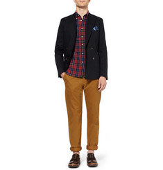 Gant Rugger Slim-Fit Check Cotton Shirt