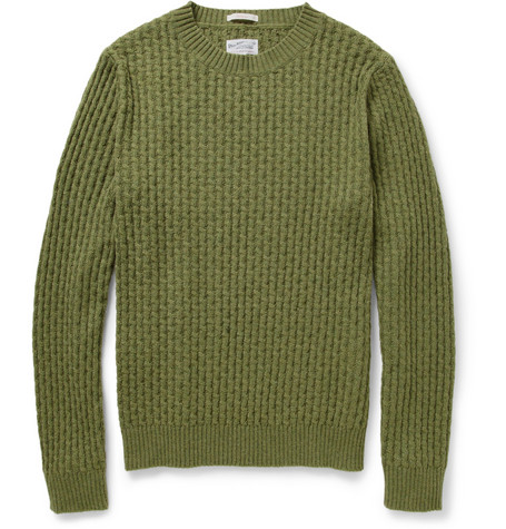 Gant Rugger Cable-Knit Sweater