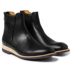 Paul Smith Shoes & Accessories Rubber-Soled Leather Chelsea Boots
