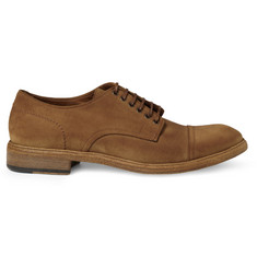 Paul Smith Shoes & Accessories Kirby Suede Derby Shoes