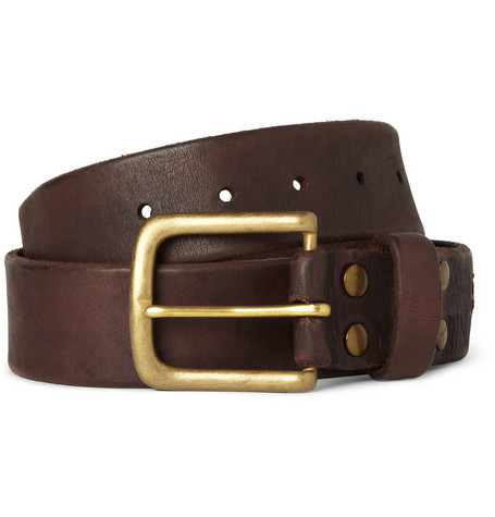 Jean Shop Leather Belt