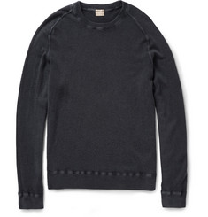 Massimo Alba Washed Cashmere Sweater
