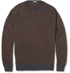 Massimo Alba Pierre Striped Wool-Blend Sweater
