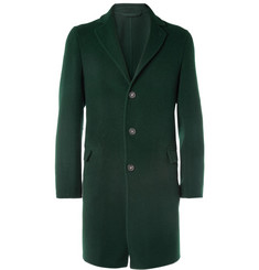 Massimo AlbaAustin Wool Overcoat