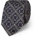 Marwood - Patterned Silk Tie