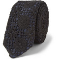 Marwood Lace and Silk Tie