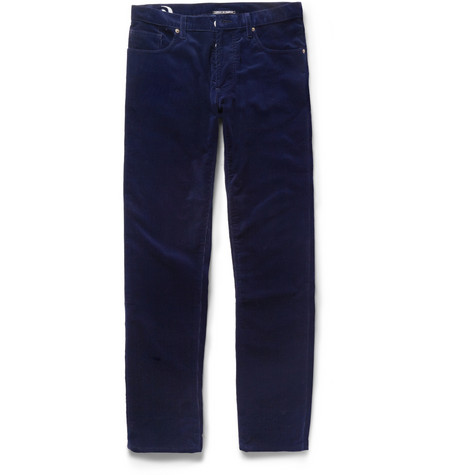 Richard James Slim-Fit Corduroy Trousers