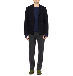 Margaret Howell Regular-Fit Wool-Twill Trousers