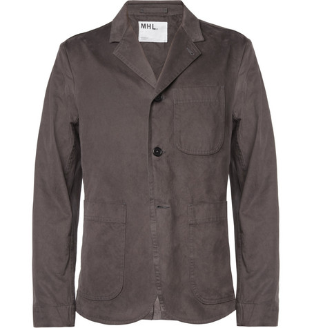 Margaret Howell MHL Moleskin Lightweight Jacket