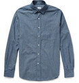 Incotex Glanshirt Chambray Shirt