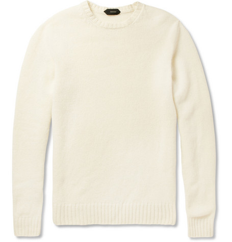 Slowear Zanone Virgin Wool Sweater