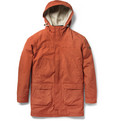 NN07 - Jon Waterproof Cotton-Blend Coat with Detachable Quilted Lining