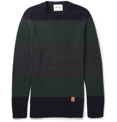 NN.07 Bjarni Wool-Blend Sweater