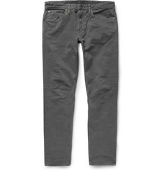 NN.07 James Slim-Fit Garment-Dyed Denim Jeans