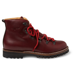 Car Shoe Leather Hiking Boots