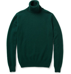 AMI Wool Rollneck Sweater