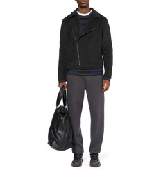 Alexander Wang Wool-Blend Motorcycle Jacket