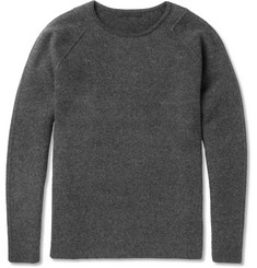 Alexander Wang Knitted Wool and Cashmere-Blend Sweater