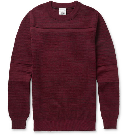 S.N.S. Herning Lure Knitted-Wool Sweater