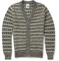 S.N.S. Herning - Textured-Knit Wool Cardigan