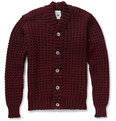S.N.S. Herning Chunky Knit Wool Cardigan