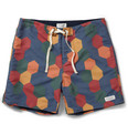 Saturdays NYC - Printed Swim Shorts