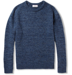 Hentsch Man Wool Crew Neck Sweater