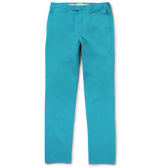 Hentsch Man Joe Regular-Fit Cotton-Twill Chinos