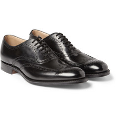 Church's - New York Leather Brogues