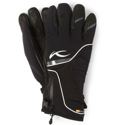 Kjus Rebel Four-Way-Stretch Padded Skiing Gloves
