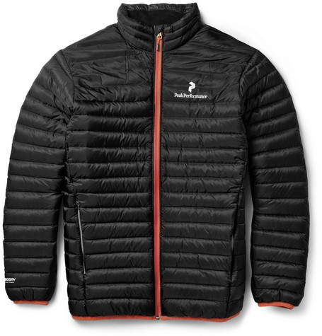 Peak Performance Black Light Down-Filled Skiing Jacket
