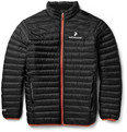 Peak Performance - Black Light Down-Filled Skiing Jacket