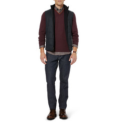 Canali Regular-Fit Denim Jeans
