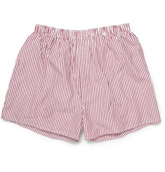 Sunspel Bengal Stripe Cotton Boxer Shorts