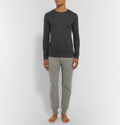 Sunspel - Long-Sleeved Thermal T-Shirt