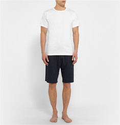 Sunspel Crew-Neck Cotton Underwear T-Shirt