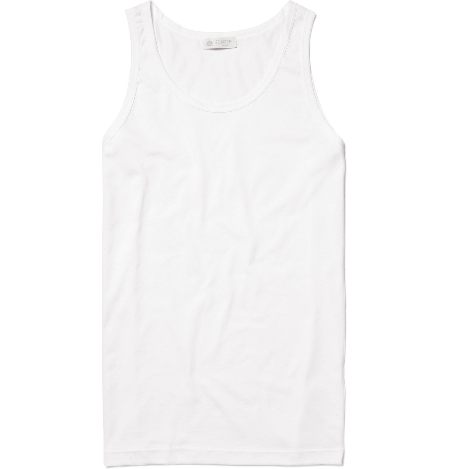 Camiseta tirantes Sunspelcotton Sunspelcotton tirantes de Camiseta Underwear de UFqwtqd