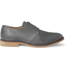 Oliver Spencer Officer's Leather Derby Shoes
