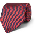 Charvet - Striped Silk Tie