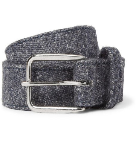 Alexander Olch Fass Donegal Wool Belt