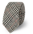 Alexander Olch - Grayson Houndstooth Wool Tie