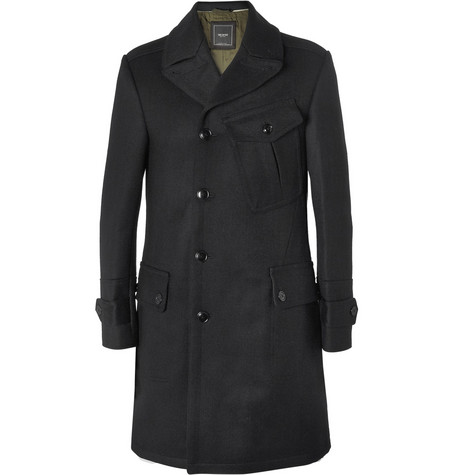 Todd Snyder Wool-Blend Coat